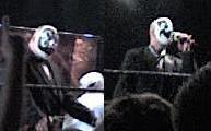 Insane Clown Posse speaking in front of 3,000 Juggalos in front of the National Mall in Washington D.C.