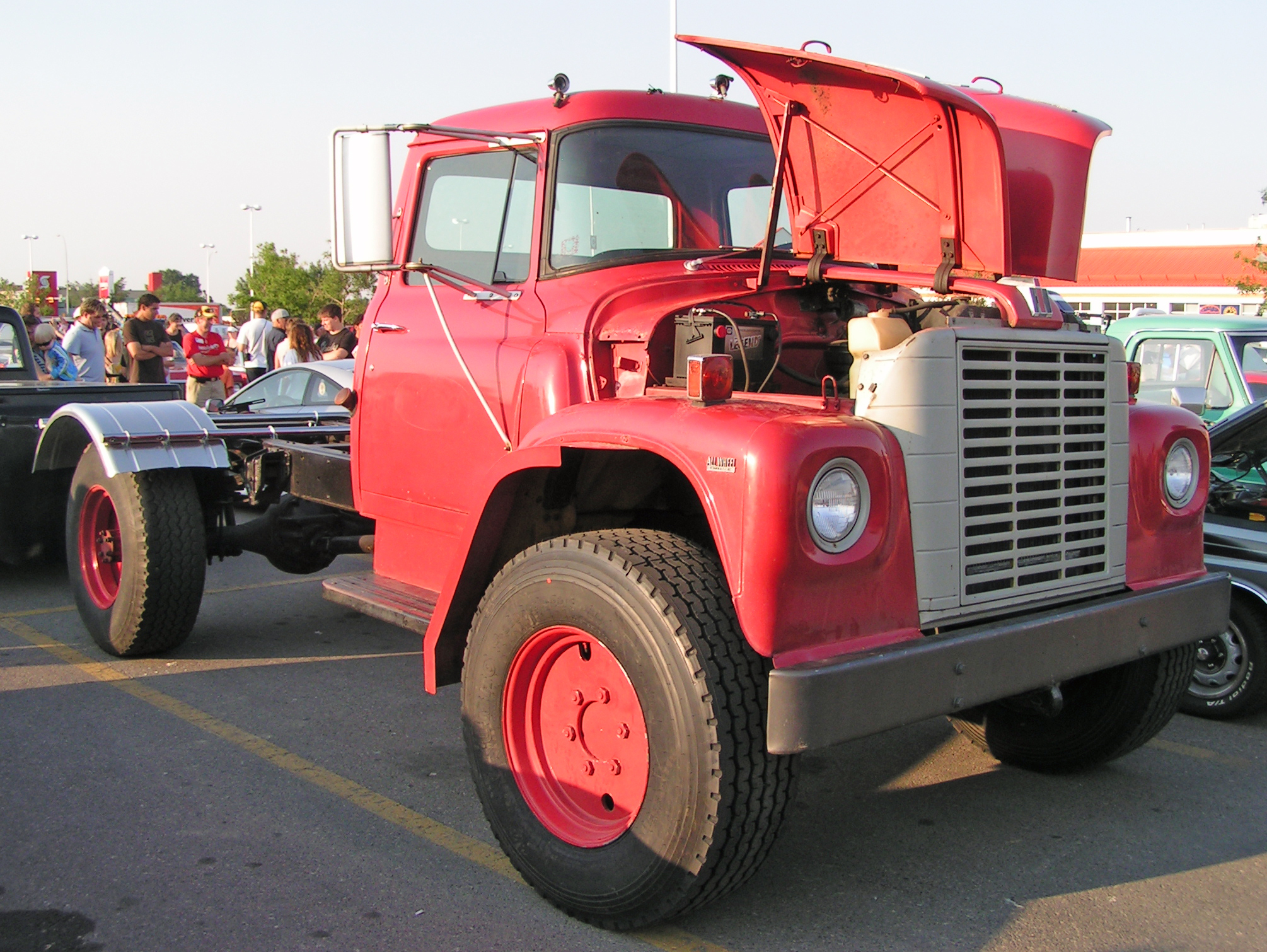 International Harvester Loadstar - Wikipedia on