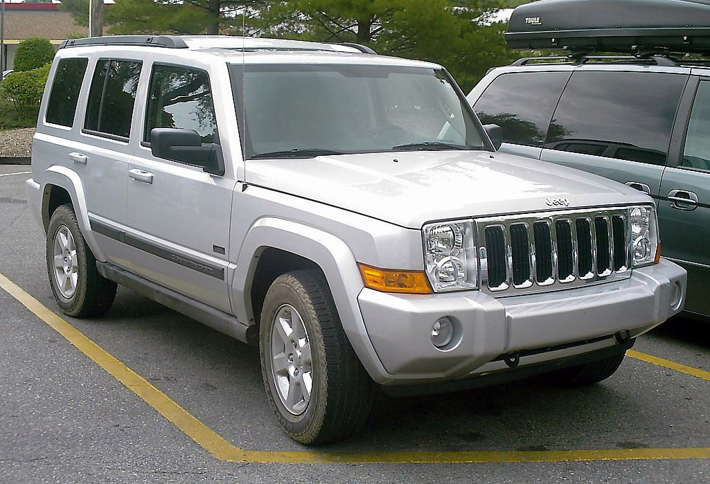 Jeep Commander For Sale On Vancouver Island
