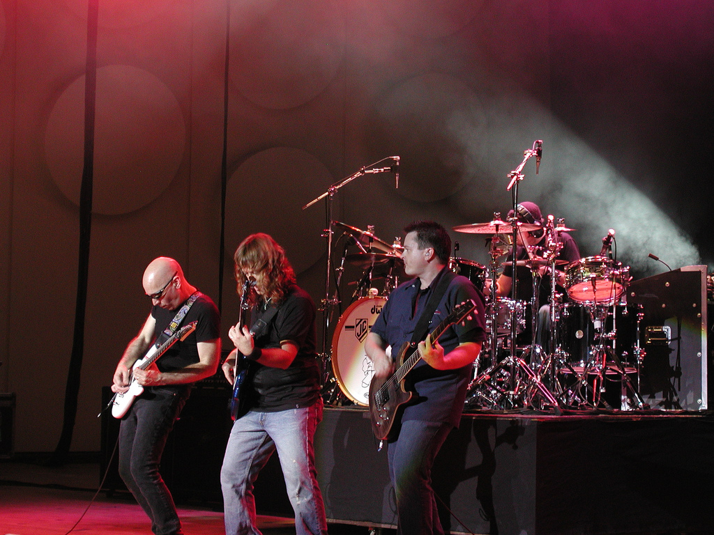 Joe Satriani Tour Tickets