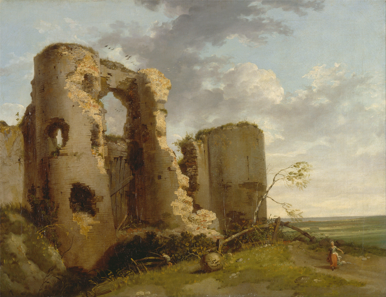 Western Oil Painting Unisim