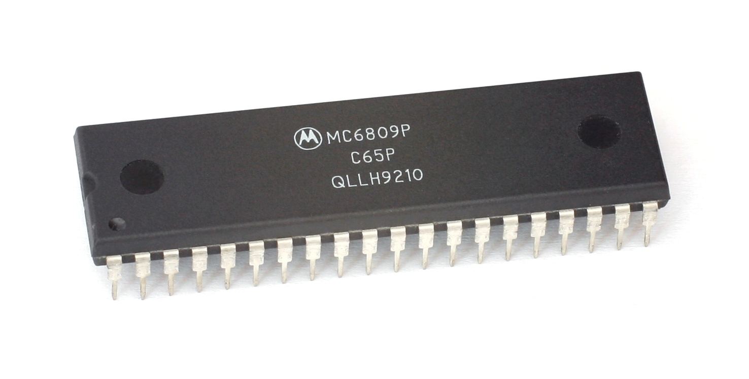 Motorola 6809 Wikipedia Computer Major Componentsitem 1description Display Assemblies Spare