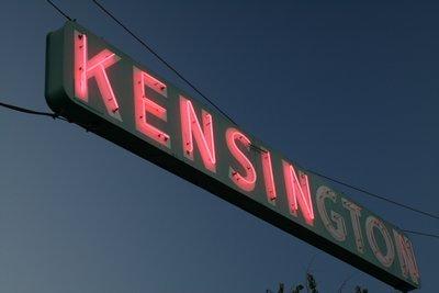 Kensington, San Diego, California