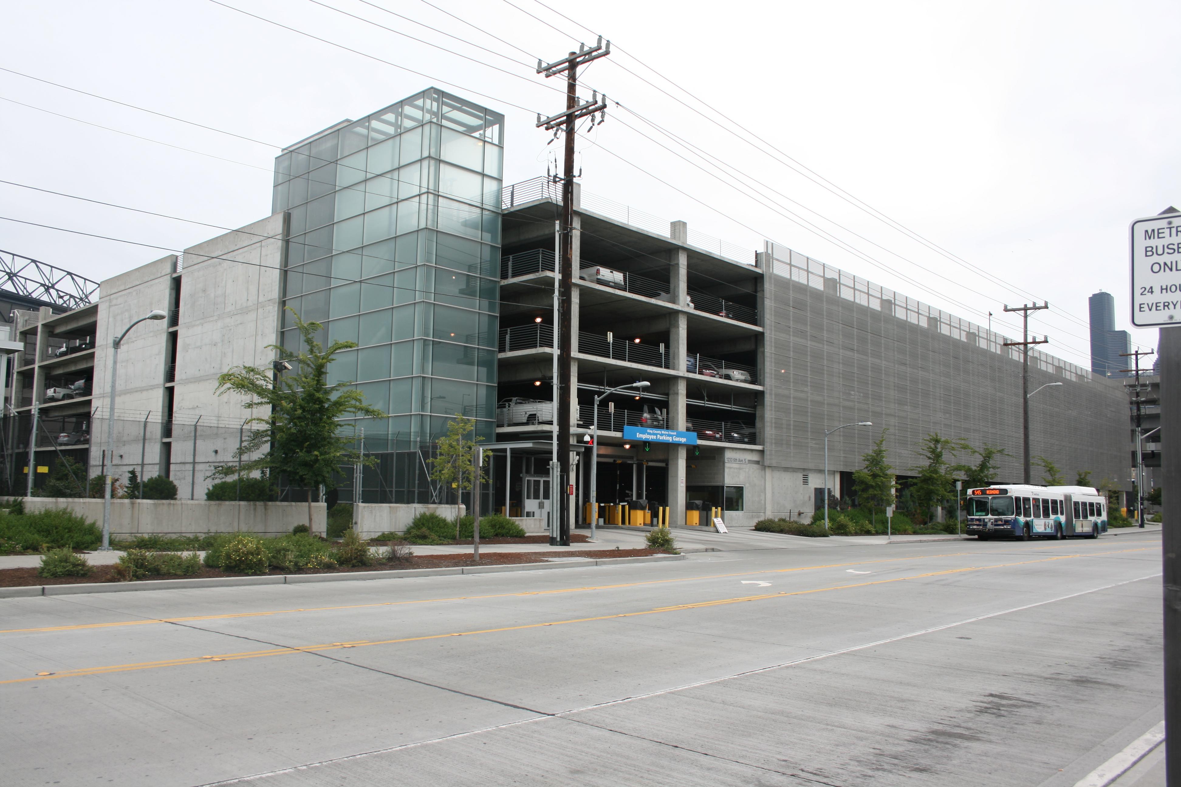 Marvelous File:King County Metro Employee Parking Garage
