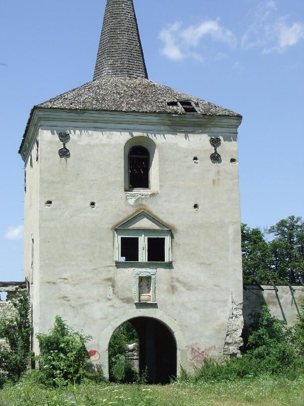 Kornis Castle in Manastirea, Cluj County 011