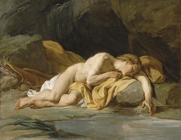 File:Lépicié, Nicolas-Bernardt - Narcisse - 1771.jpg