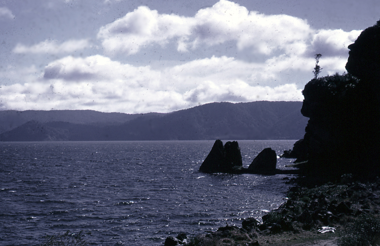 File:Lake Waikaremoana 1968.jpg