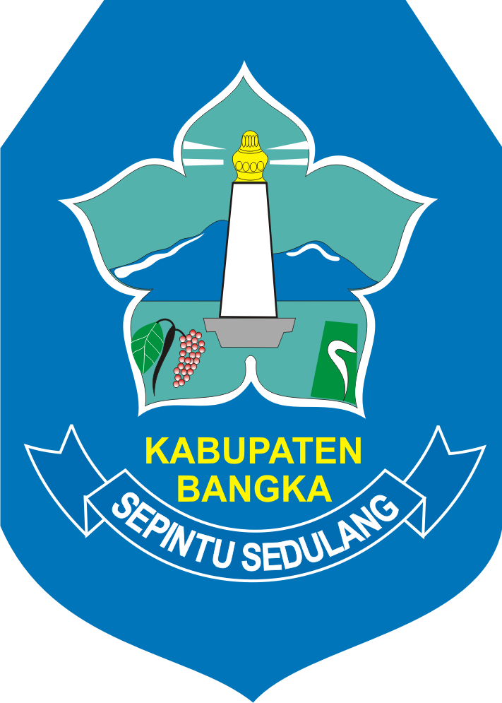 File Lambang Kabupaten Bangka Png Wikimedia Commons