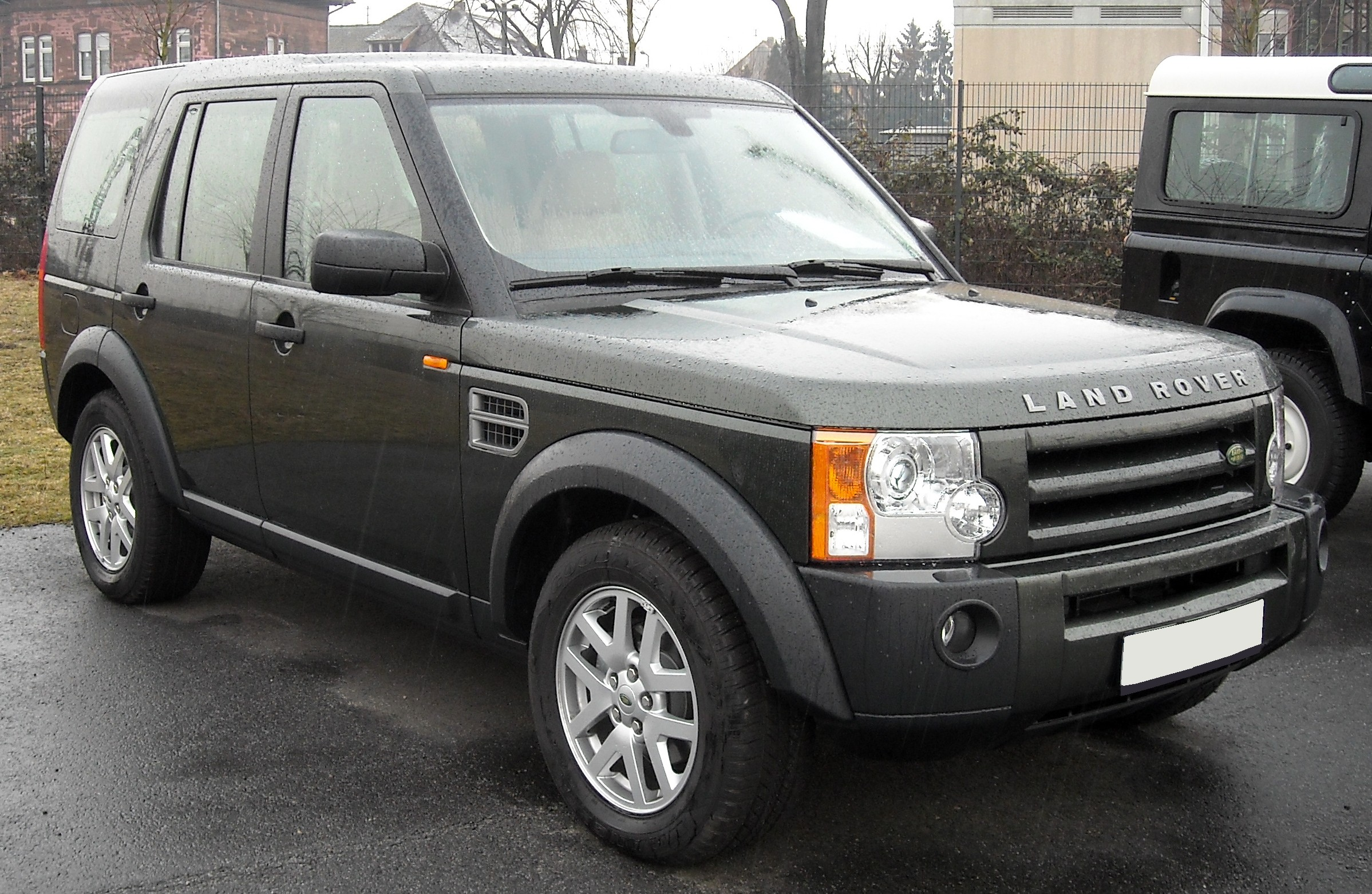 land rover discovery wikiwand. Black Bedroom Furniture Sets. Home Design Ideas