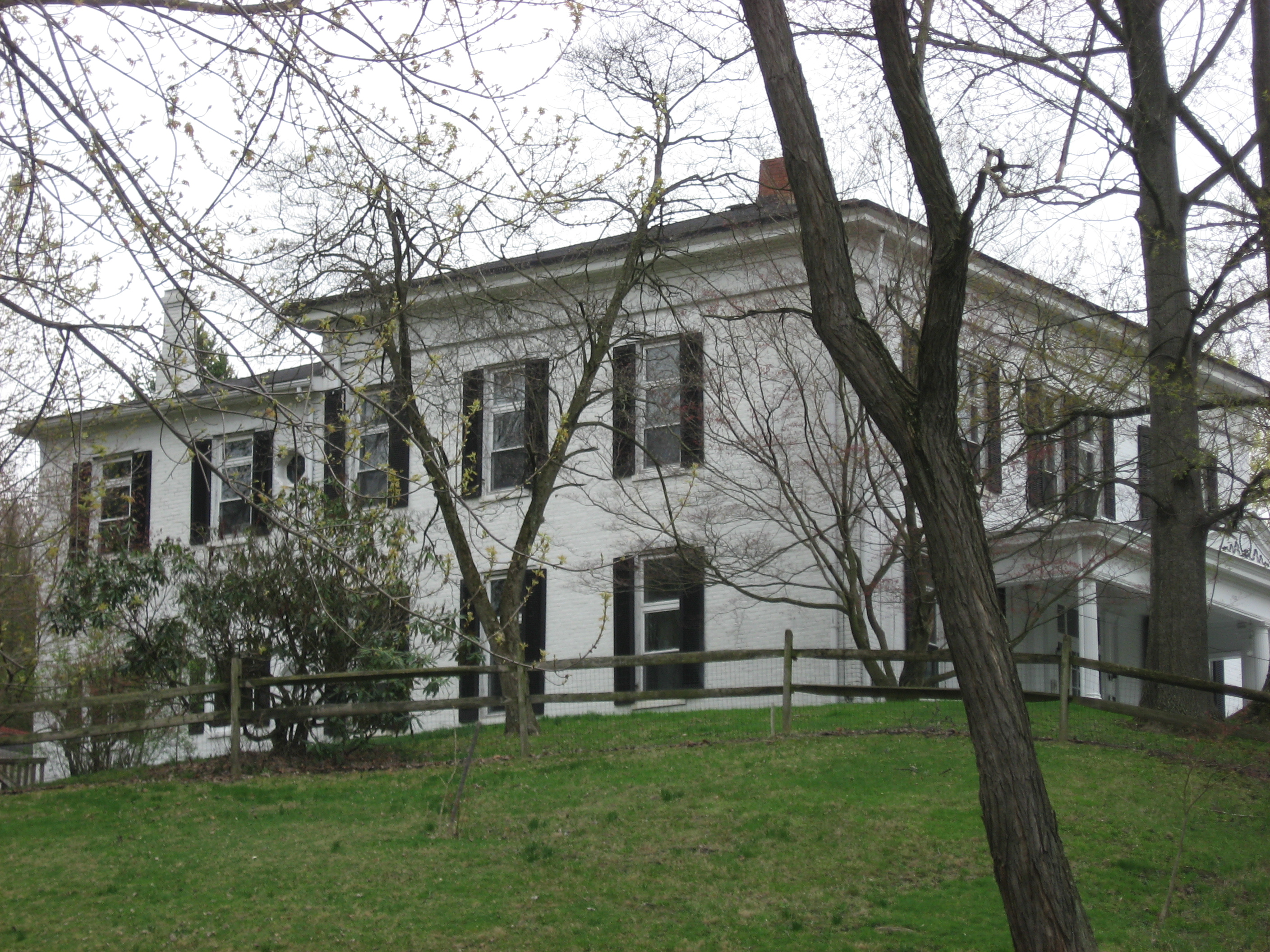 buildings and structures in brooke county  west virginia