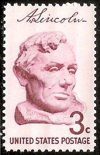 Resultado de imagem para SELO DE ABRAHAM LINCOLN