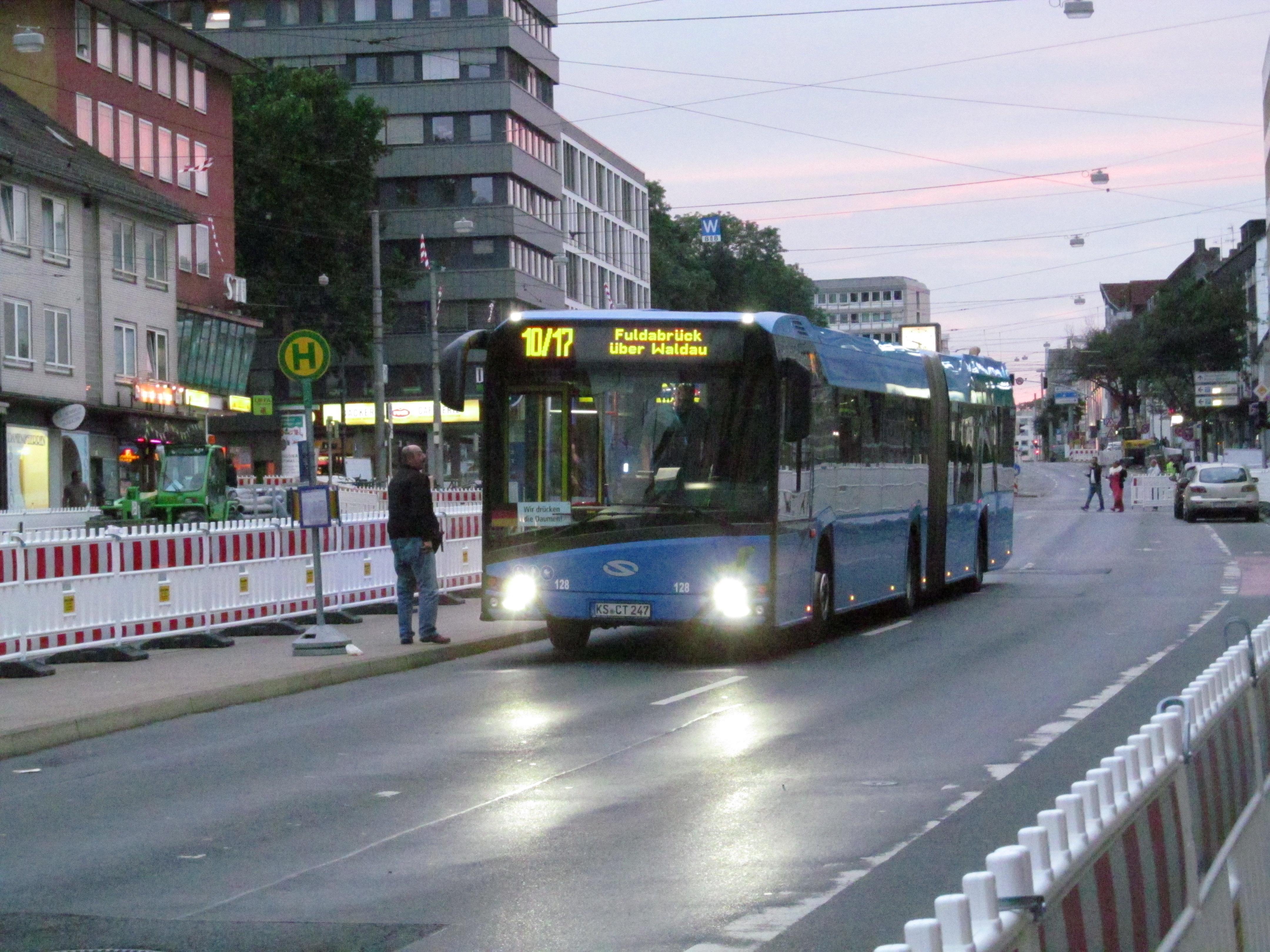 Nvv Kassel Verbindungssuche