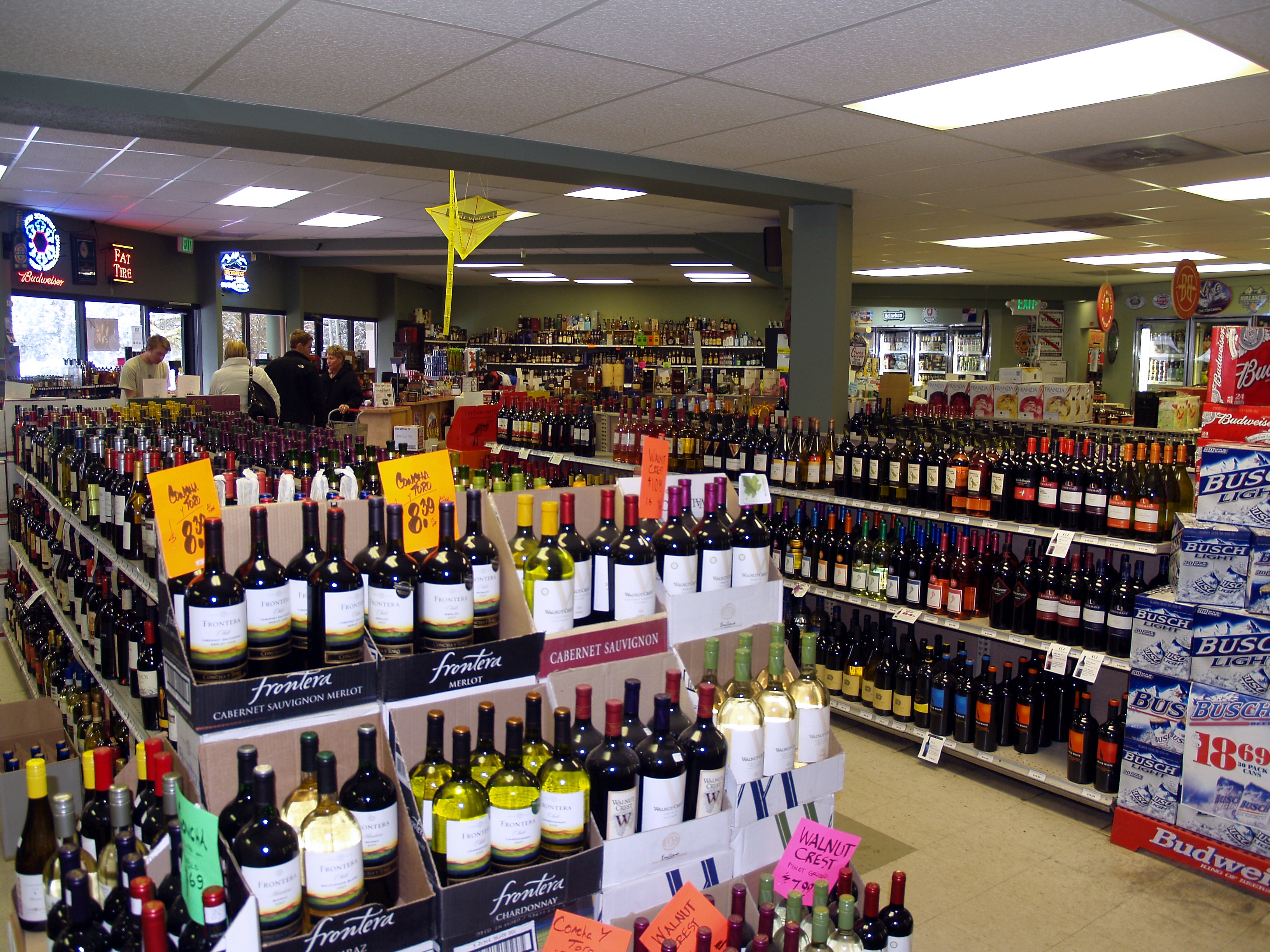 how to buy a liquor store in colorado