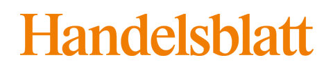 Bildergebnis für fotos vom logo handelsblatt