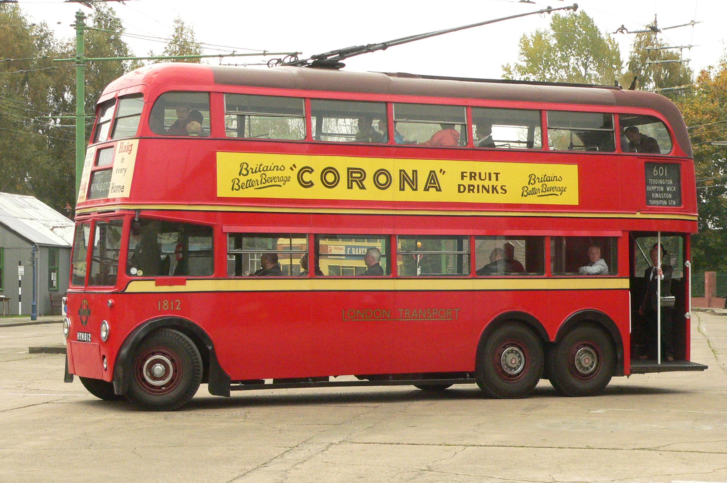 Oberleitungsbus – Wikipedia