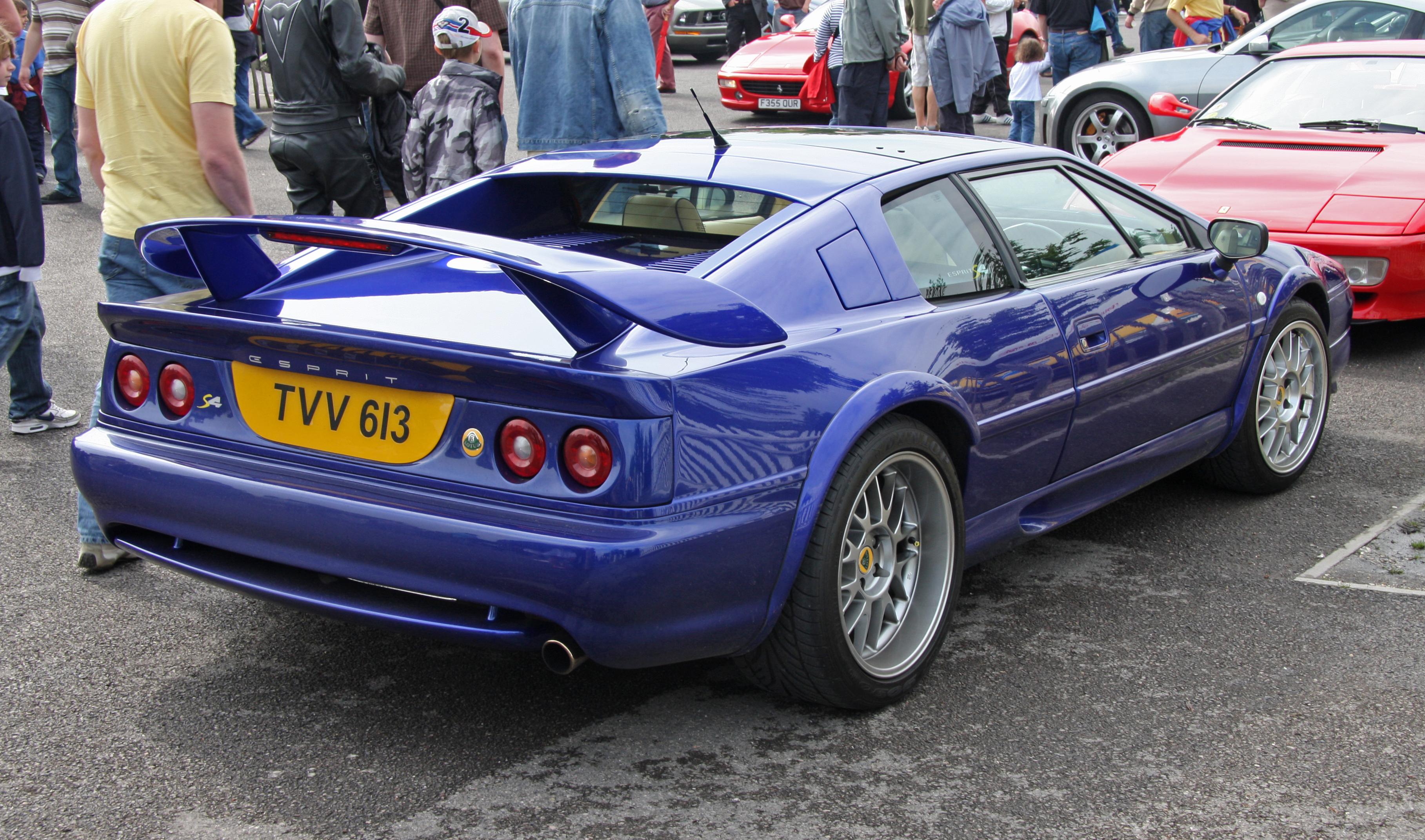 Lotus_Esprit_S4_-_Flickr_-_exfordy Inspiring Lotus Carlton for Sale Autotrader Cars Trend