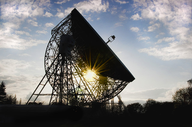 Lovell Telescope Jodrell Bank - geograph.org.uk - 1602857