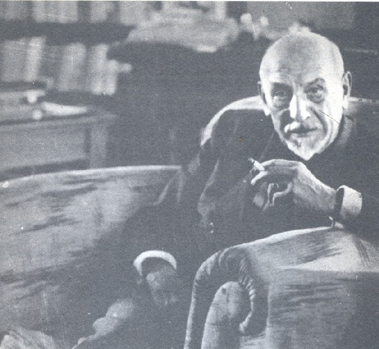 """luigi pirandello thesis Through these """"archetypes"""" therefore, in this thesis the jungian psychology is applied to the characters of pirandello`s six  luigi pirandello,."""