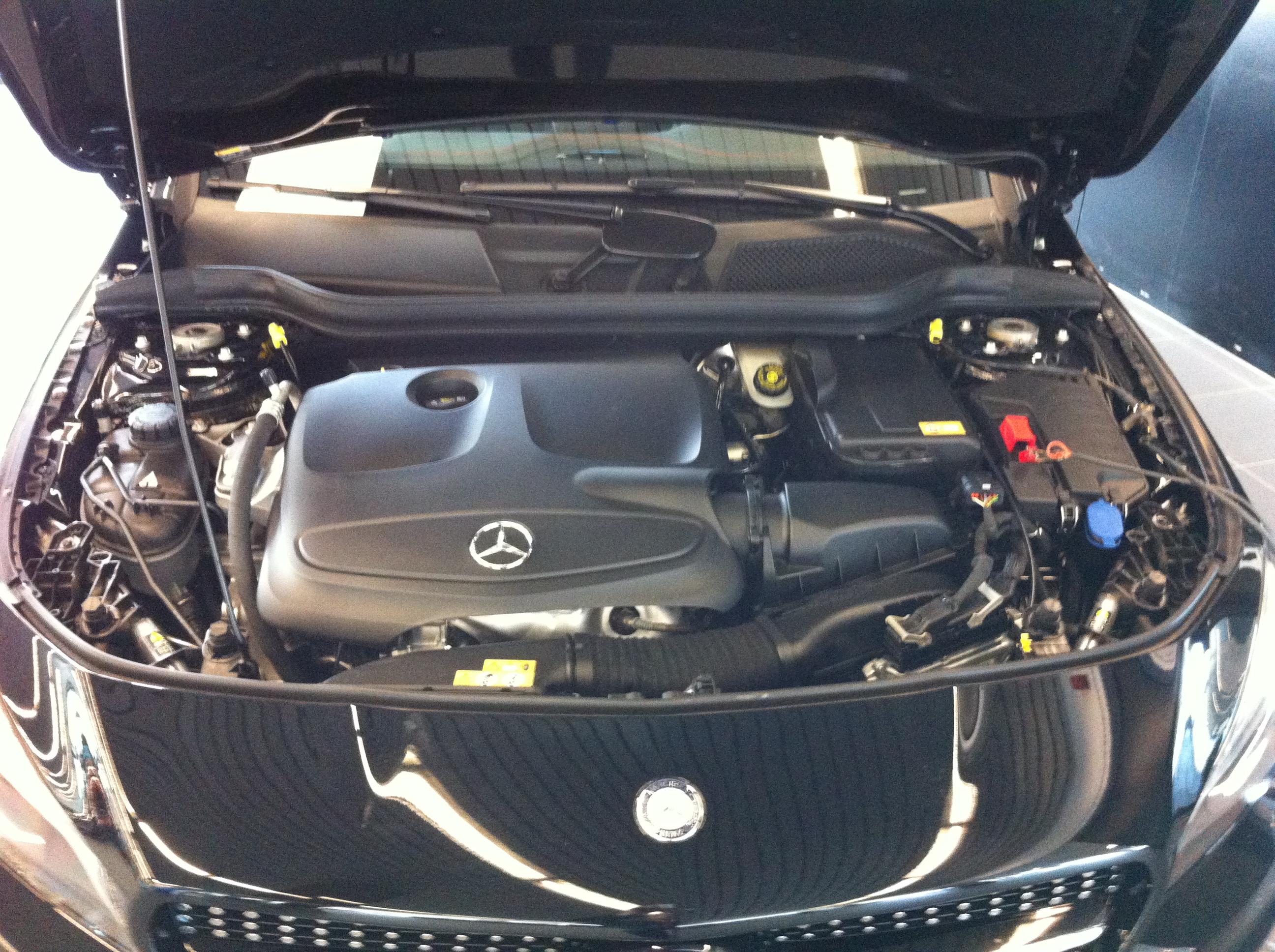 Mercedes Classe B W Pack Cuir Exclusif