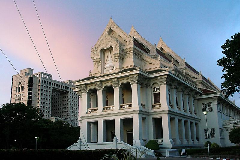 Chulalongkorn University - Wikidata