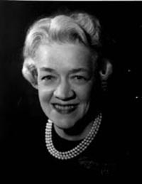Senator Margaret Chase Smith of Maine