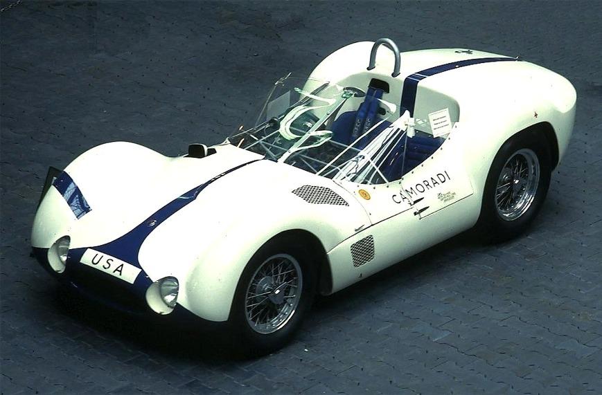 Maserati Alfieri Price >> Maserati Tipo 61 - Wikipedia