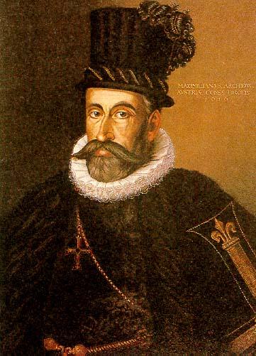 Depiction of Andrea Gabrieli