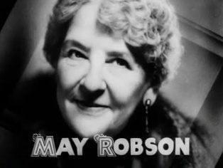 May Robson Australian actress
