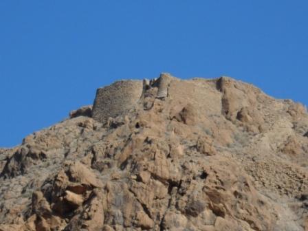 قلعه مهرنگار دامغان