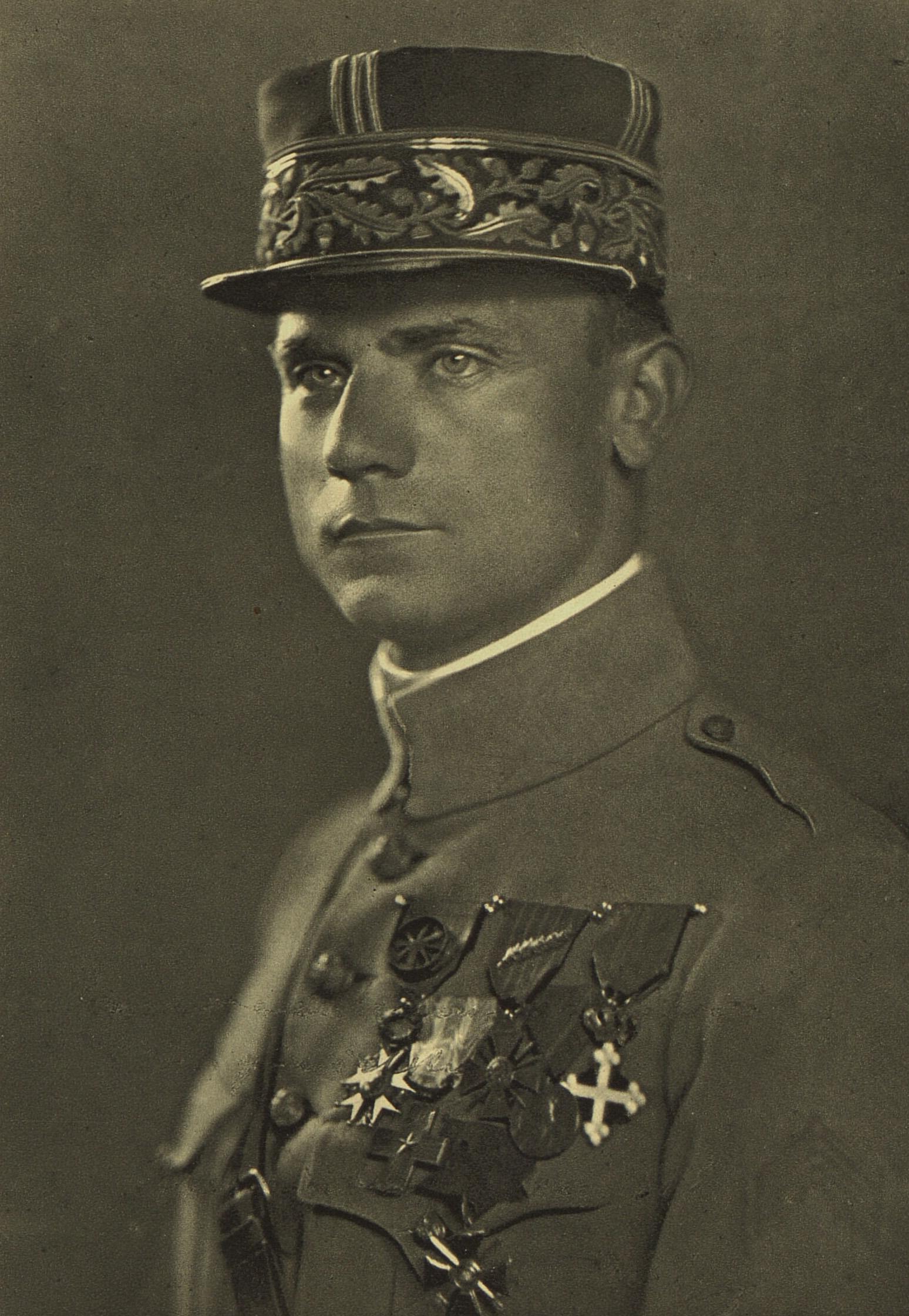 Image of Milan Rastislav Štefánik from Wikidata