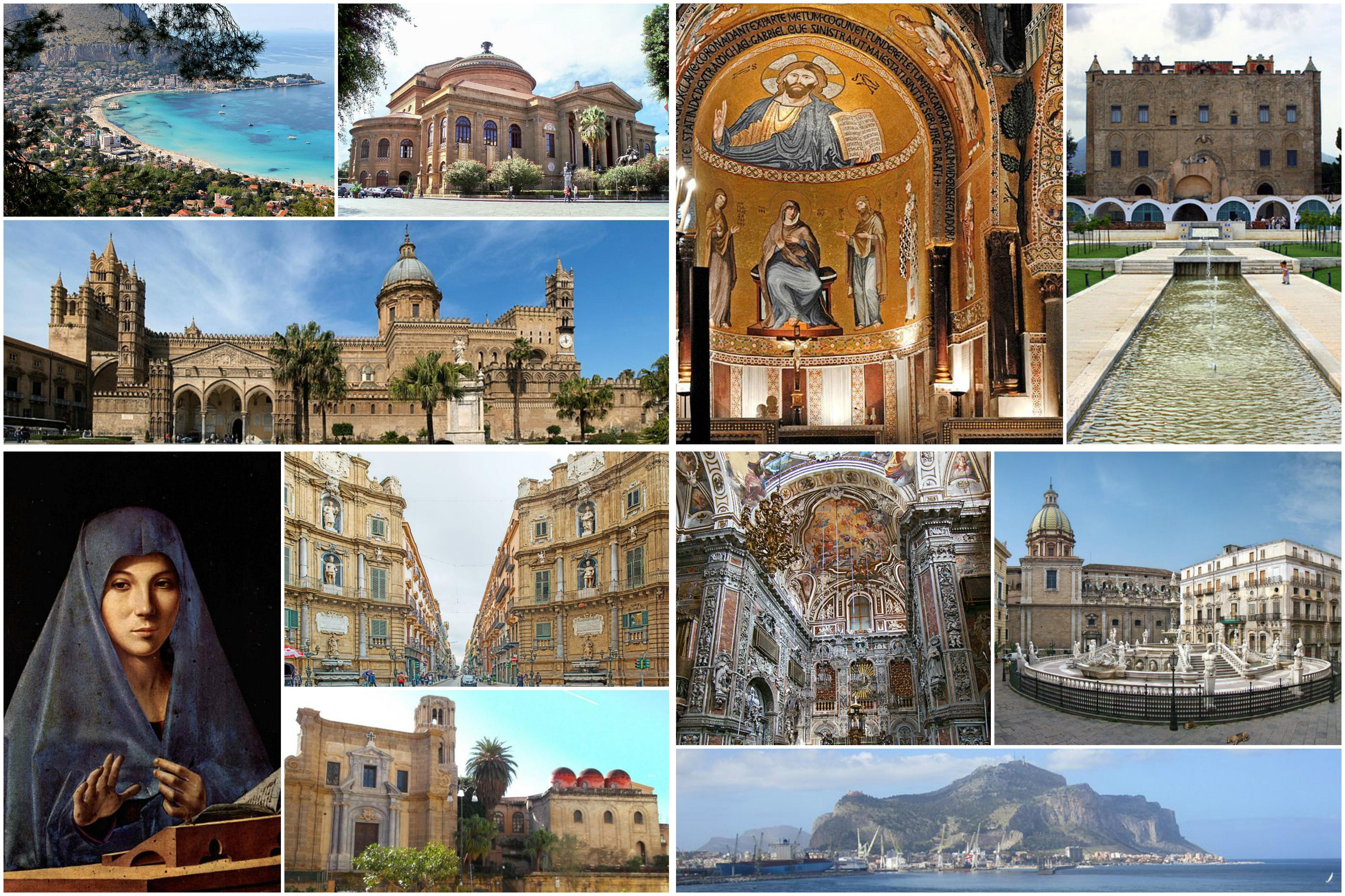 Palermo Photo Collage