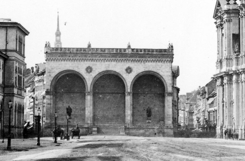 Image result for feldherrnhalle munich