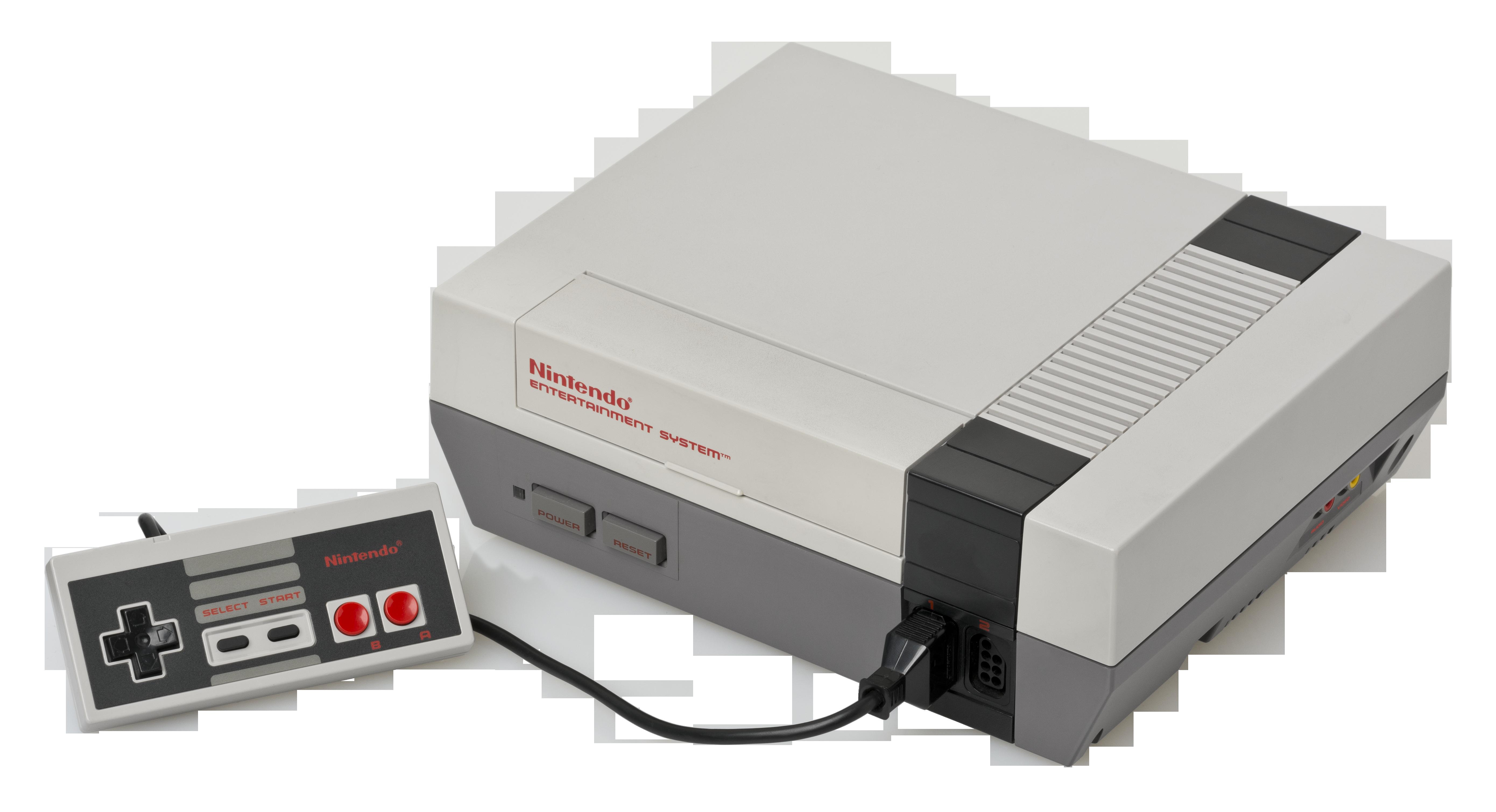 Nintendo Direct 14.01.2015 | Uno de los más grandes de la historia de Nintendo NES-Console-Set