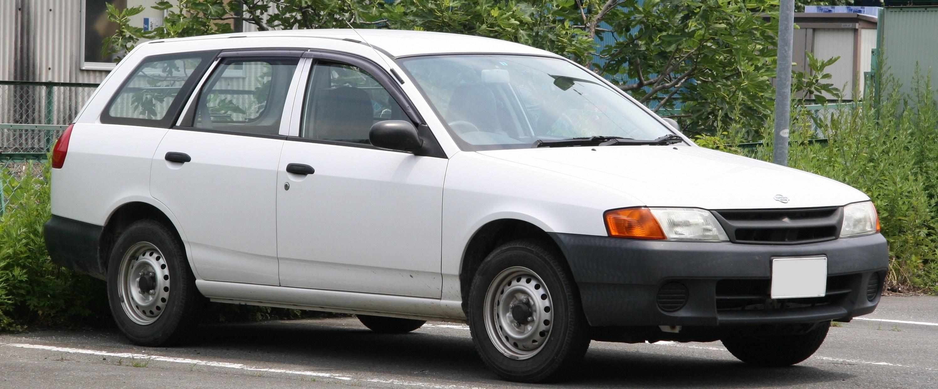 Nissan Work Van >> File:NISSAN AD Van.jpg - Wikimedia Commons