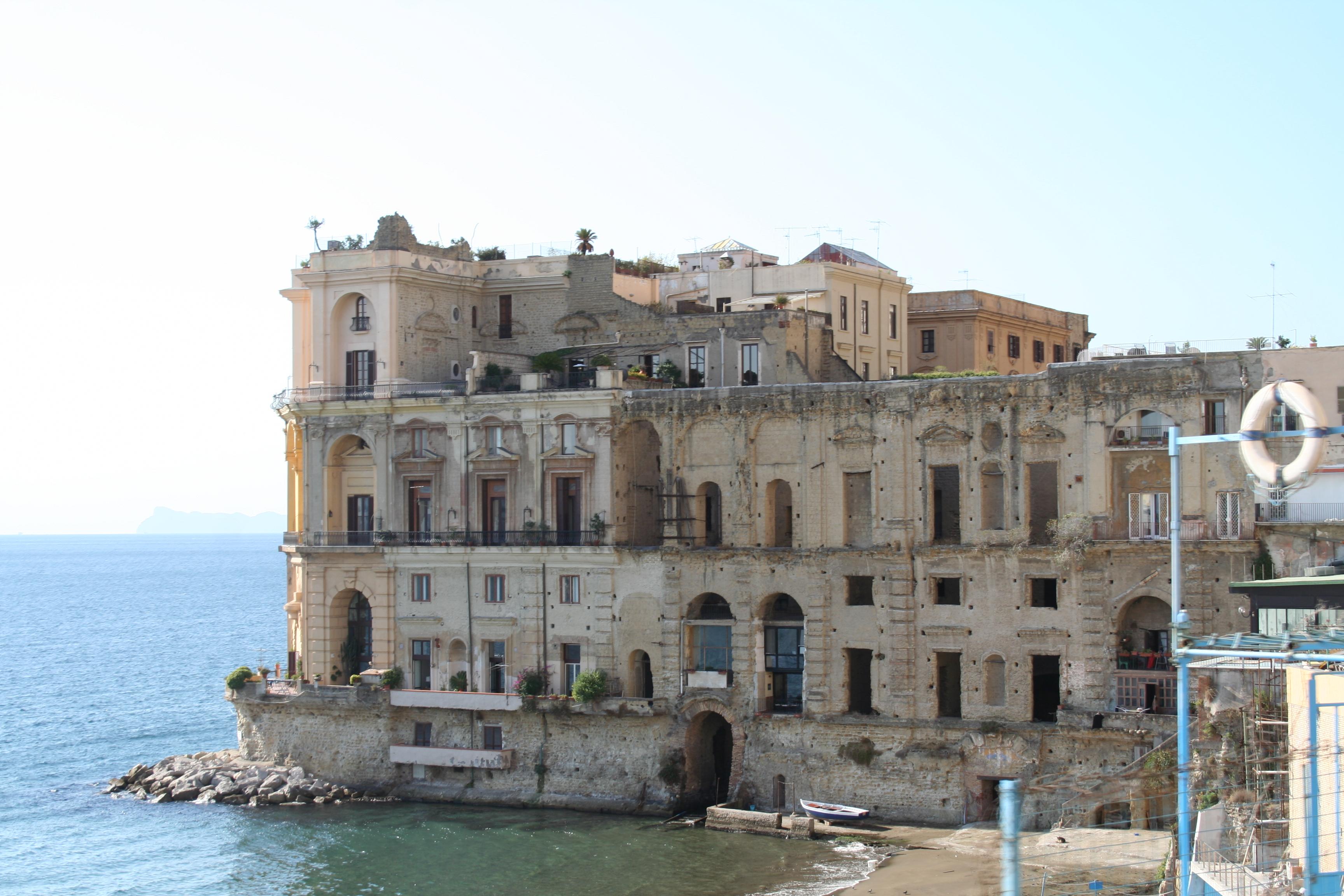 Villa Rocca Matilde Napoli Sodo