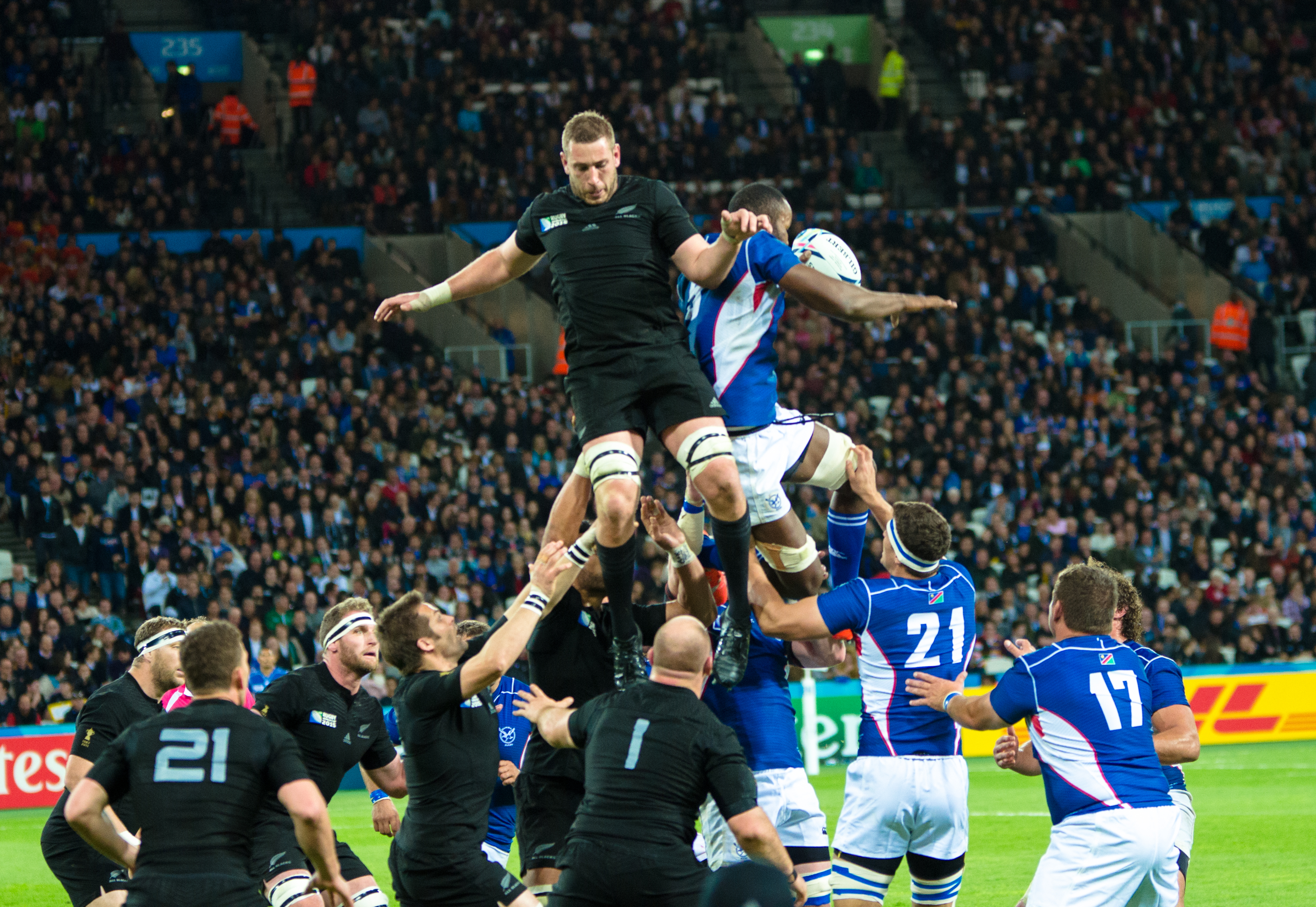 File:New Zealand vs Namibia 2015 RWC lineout.jpg