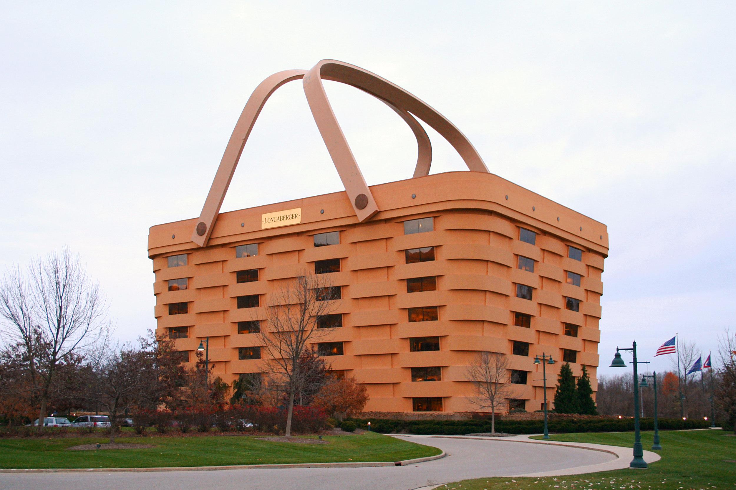 Description Newark-ohio-longaberger-headquarters-front.jpg