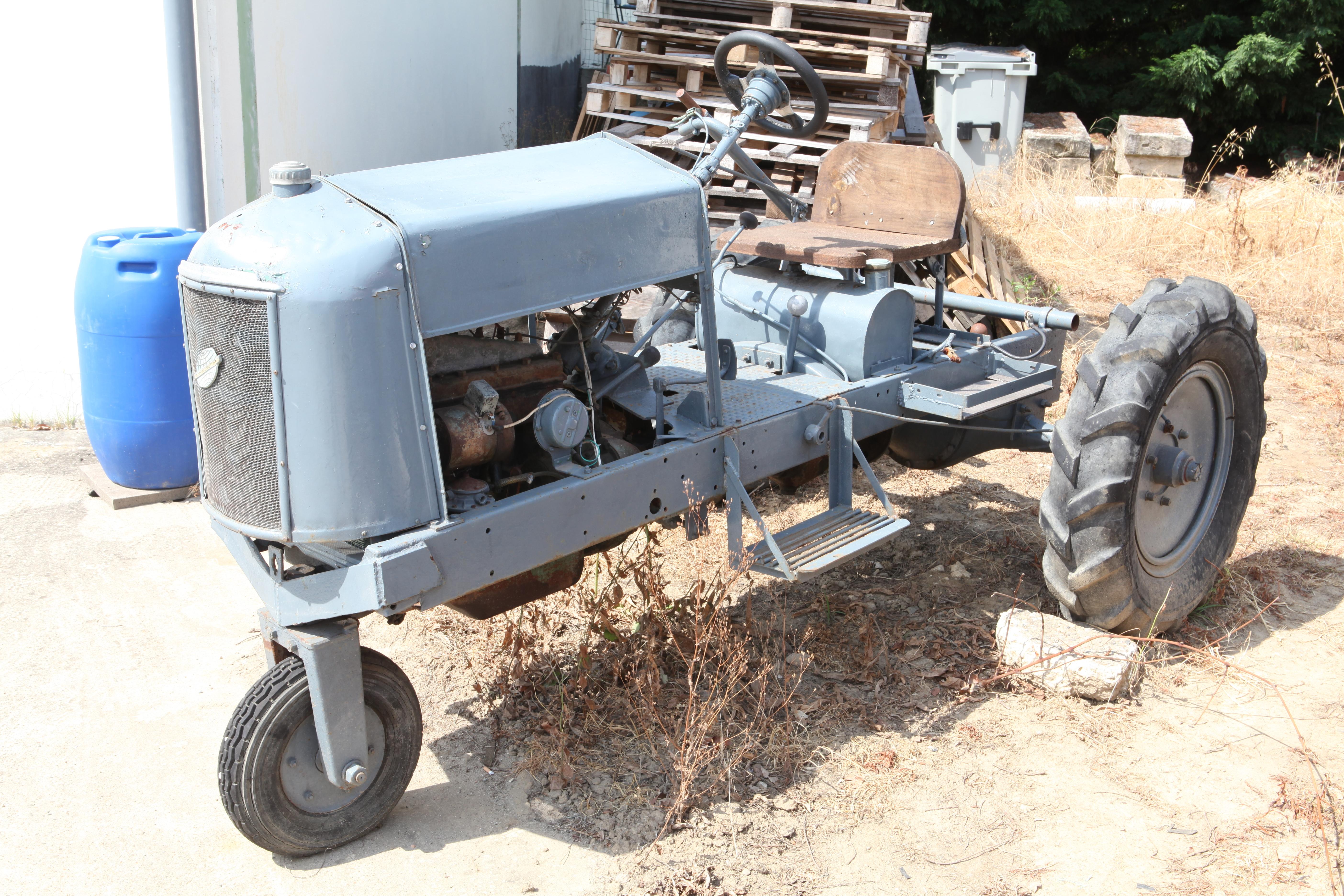 15 3 Tractor Wheels : File old wheel tractor flickr joost j bakker