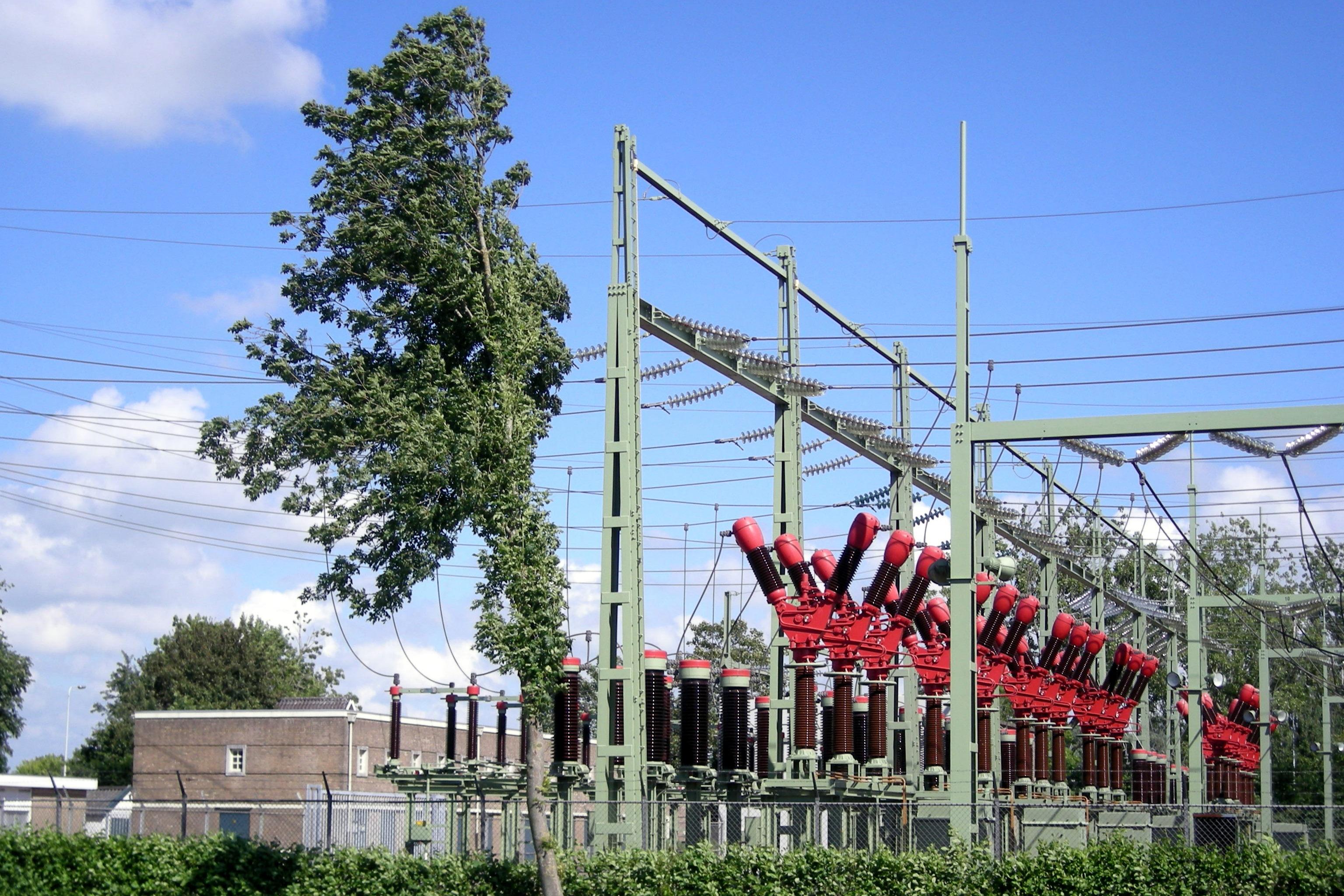 Electricity Netherlands