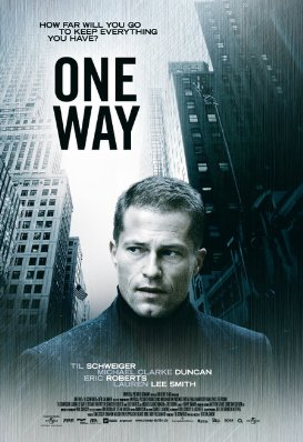 One Way - Filmposter