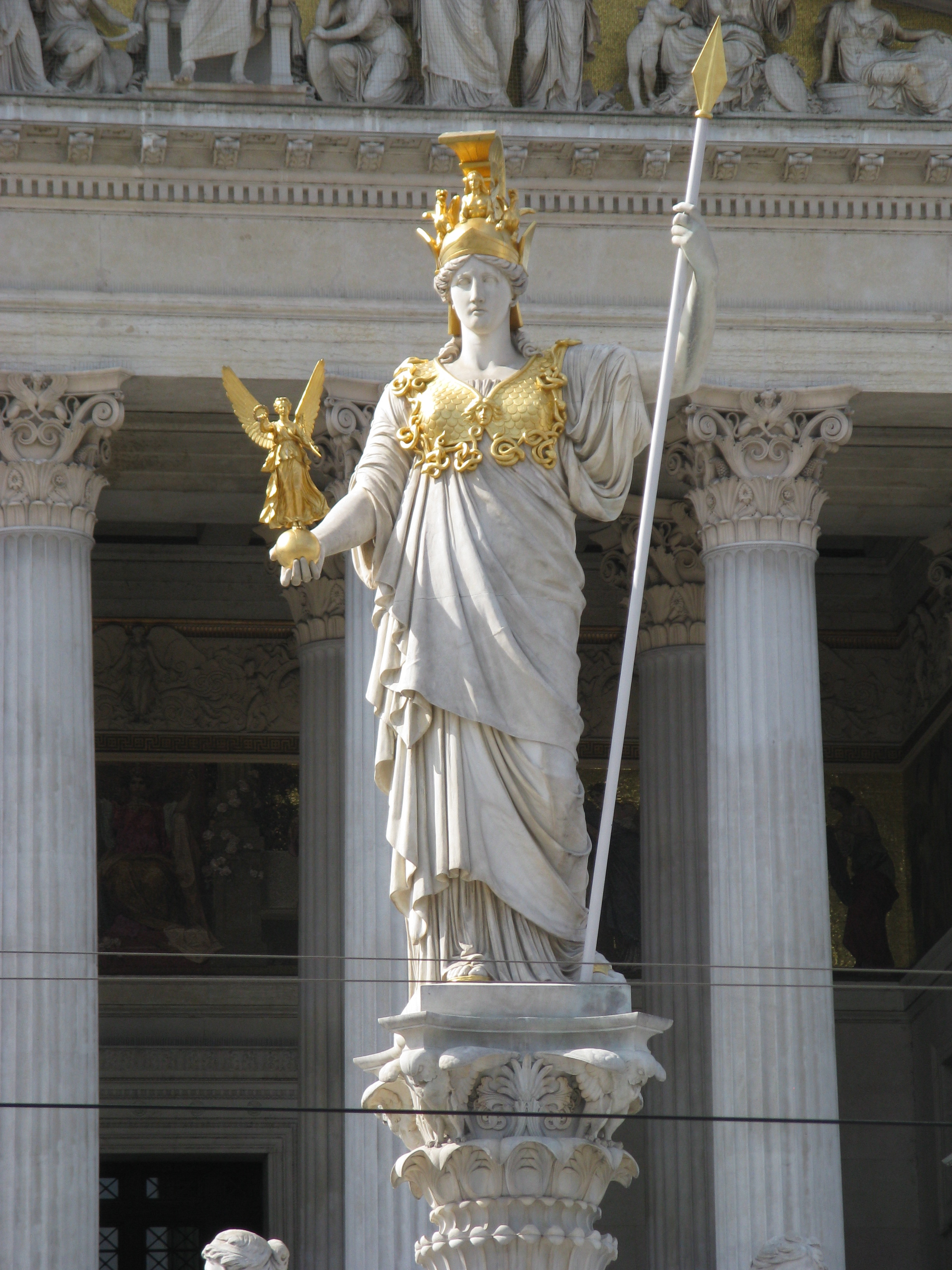 an introduction to pallas athene versus minerva Definition of pallas athena from all online and printed dictionaries, photos about pallas athena.