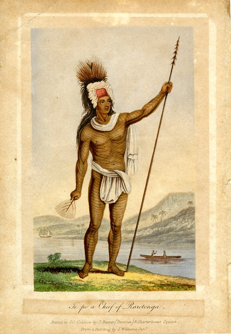 The Navigator Cook Island