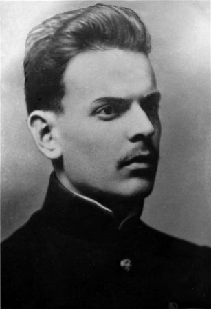 Гимназист К.Г.Паустовский.