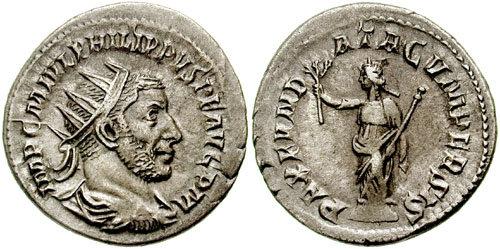 File:Philippus Arabus Antoninianus 244 728889.jpg