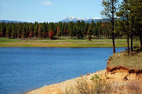 File Phillips Reservoir Baker County Oregon Scenic