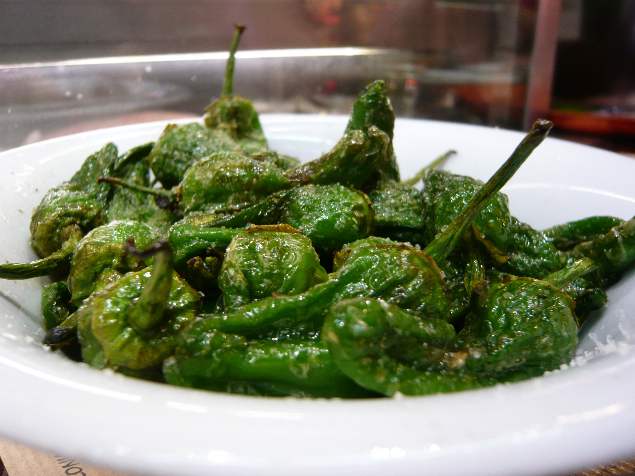 Pimientos De Padron Recipes — Dishmaps