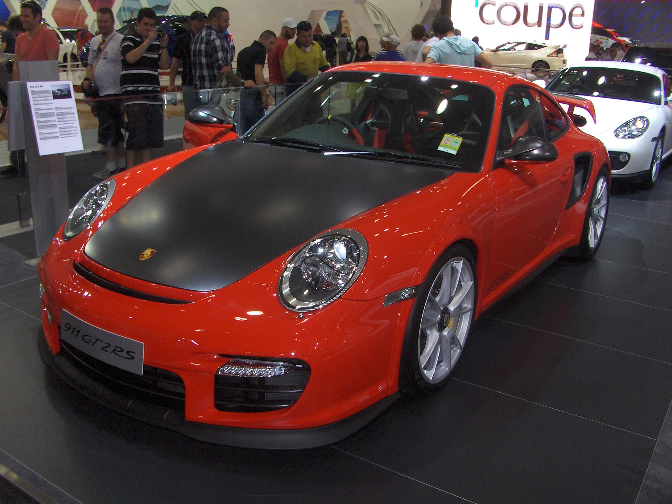 Porsche_911_gts_rs_-_AIMS Stunning 2008 Porsche 911 Gt2 Horsepower Cars Trend