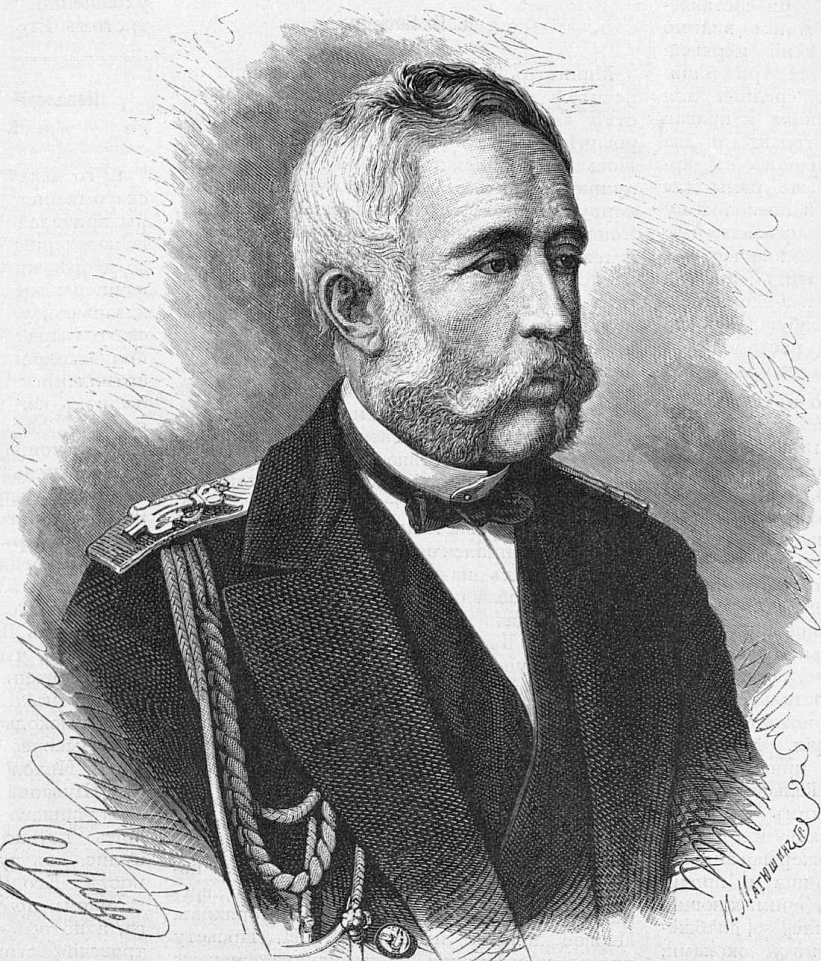 Посьет Константин Николаевич (1819-1899)