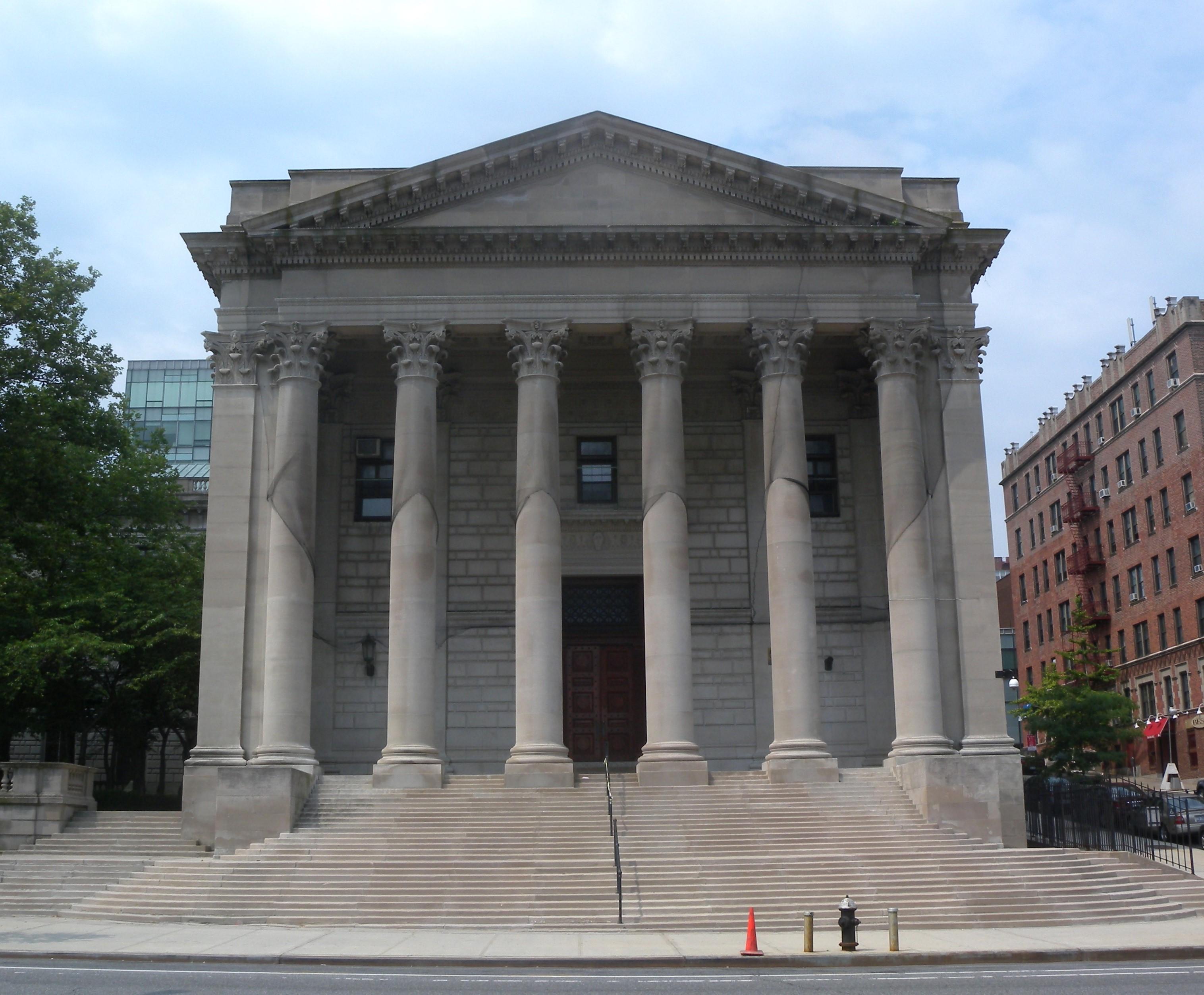 Richmond County Courthouse (Staten Island) - Wikipedia