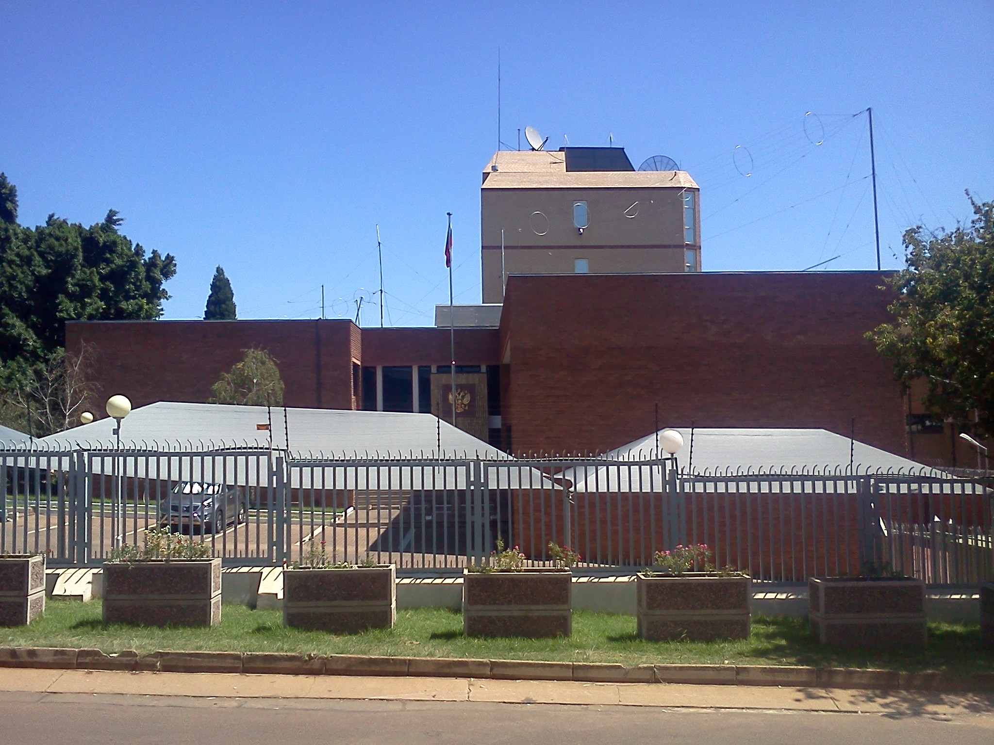 Russian Embassy In Pretoria 24